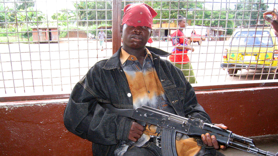 Liberia, the Secret War